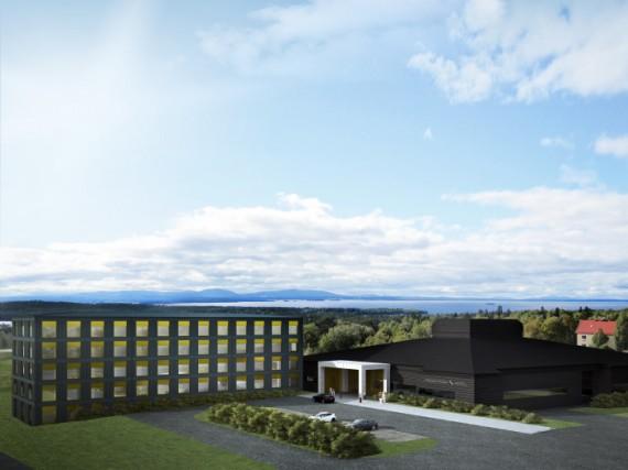 Link to Första hotellet i Östersund på över 20 år