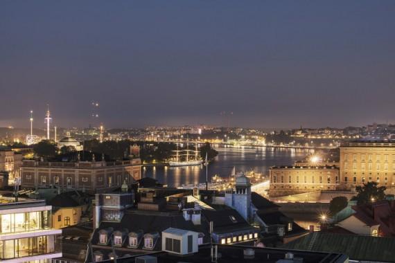 Link to 30 000 m²  hotell och konferens vid Brunkebergs torg