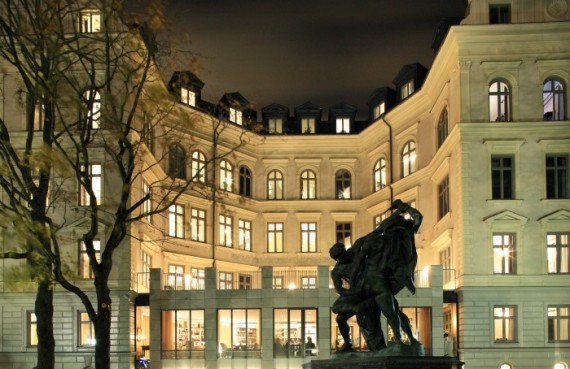 Link to Grand köper resterande delar av Lydmar Hotel