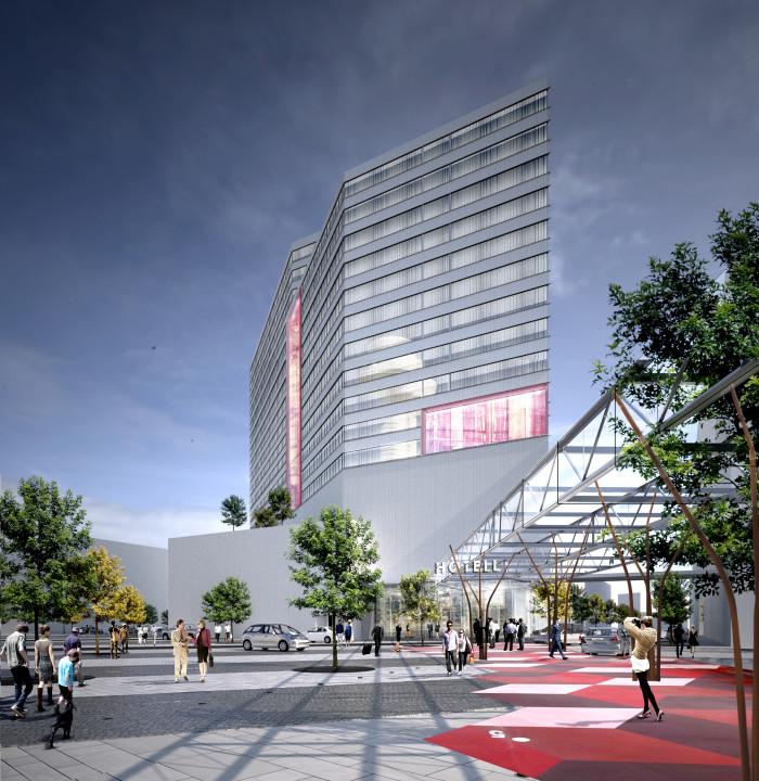 nytt hotell stockholm