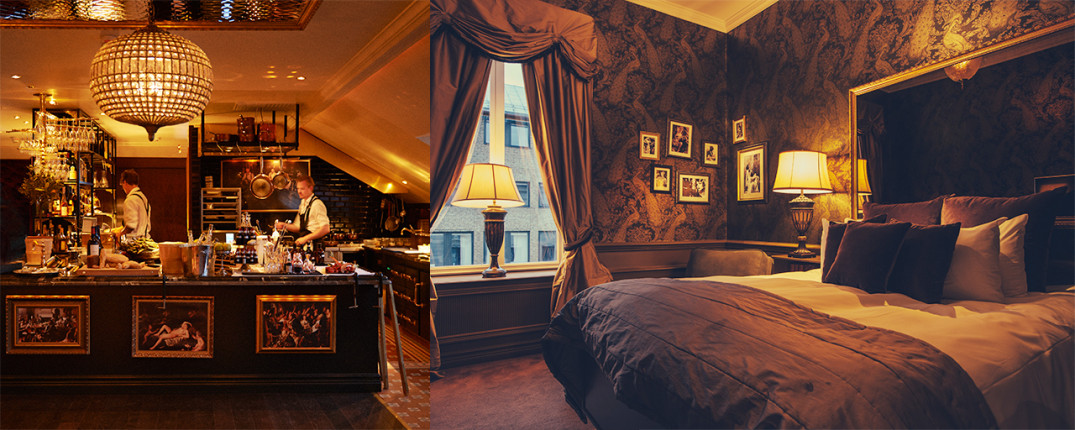 "Hotel Pigalle har vunnit priset ""Luxury New Hotel"" i World Luxury Hotel Awards"