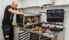 Xenter yrkeshögskola startar utbildning för Servicetekniker för storköksmaskiner